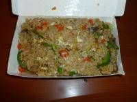 青椒牛肉炒飯130812