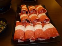 日式火鍋の牛肉130823
