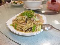 八方圓の炒麺130918