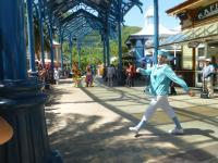 花蓮海洋公園の午後パレード130919