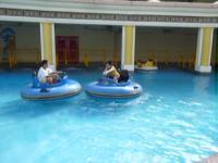 花蓮海洋公園の電動ポンポン船130919