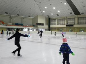宇都宮アイススケート