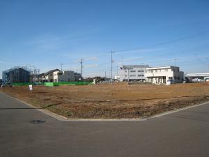 研究学園D40街区 8区画分譲地
