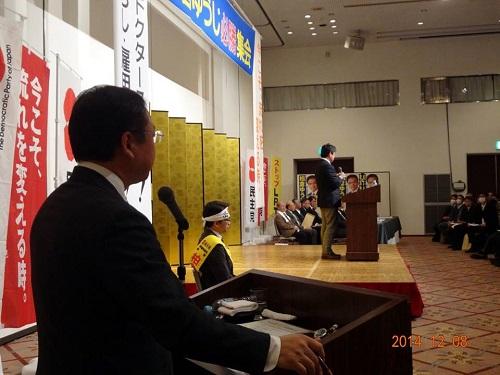 衆議院総選挙 栃木1区<柏倉ゆうじ>候補~必勝!個人演説会~②