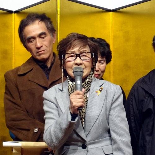 衆議院総選挙 栃木1区<柏倉ゆうじ>候補~必勝!個人演説会~④