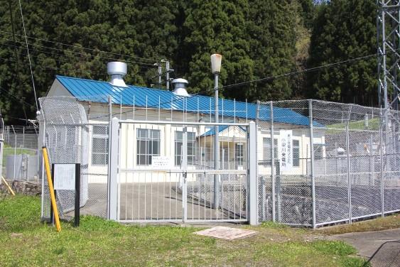 小里川発電所