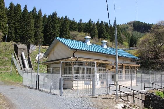 徳田発電所