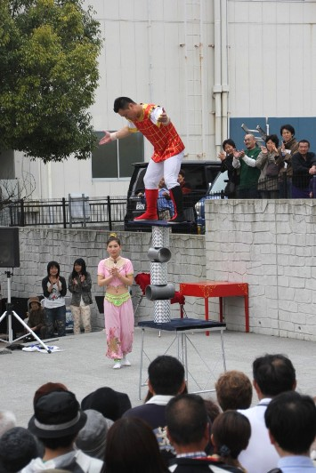 中国雑伎芸術団