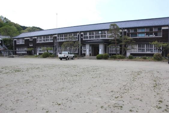 旧大子町立黒沢中学校