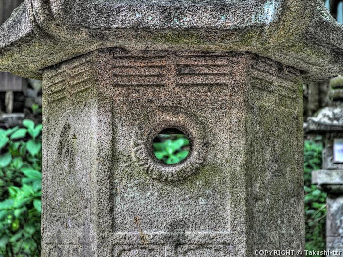 談山神社石燈籠