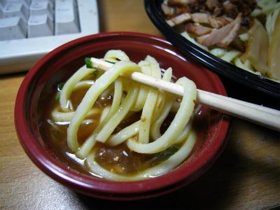 麺ディップ