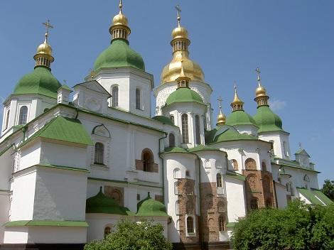 キエフ・聖ソフィア大聖堂