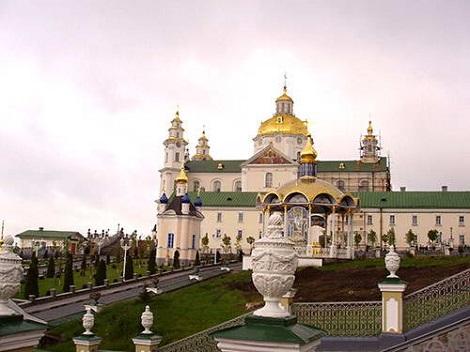 ポチャイフ大修道院