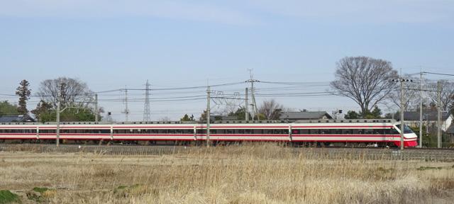 東武特急(伊勢崎線)
