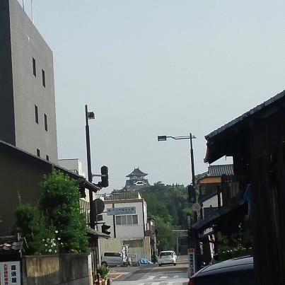 2012 7月25日 犬山城