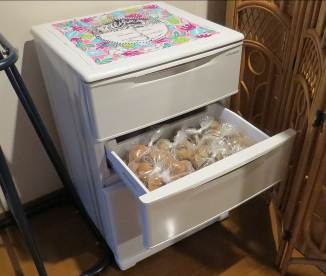 野菜貯蔵用冷蔵庫