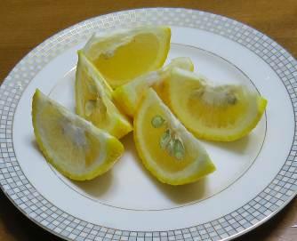 カボスポン酢用カボス切片
