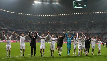 バイエルン戦勝利2