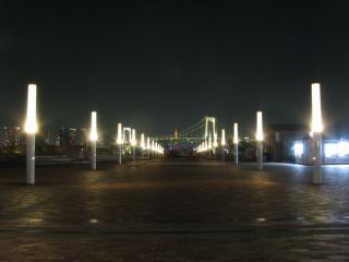 レインボーブリッジ(夜景)