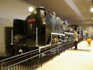 蒸気機関車C51形5号機