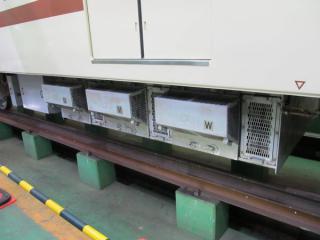 8800形のVVVFインバータ装置