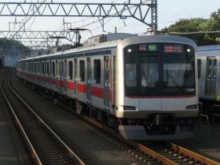 目黒線5080系