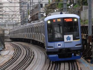 横浜高速鉄道みなとみらい線Y500系