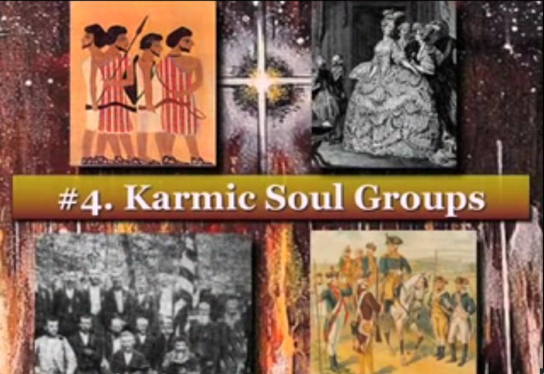 Karmaic Soul Groups
