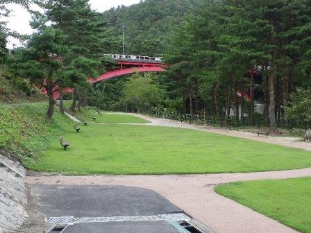 樽ヶ橋河川公園