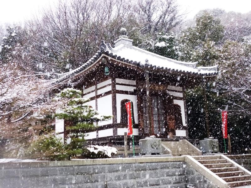 140208雪の転法輪寺