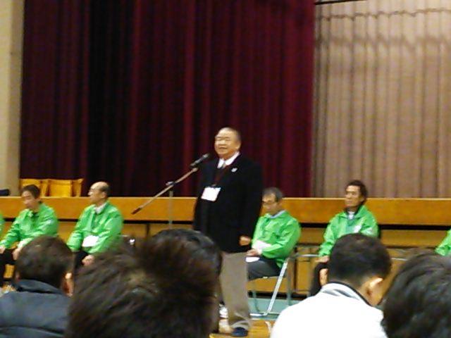 日本SV連盟西山会長