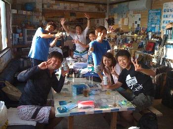 Open Water取得おめでとう!!