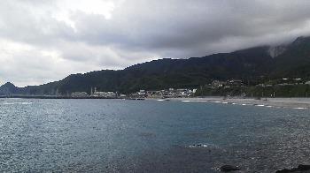 2011008.08朝の前浜