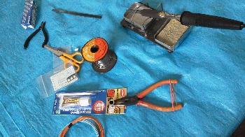 工具とパーツ