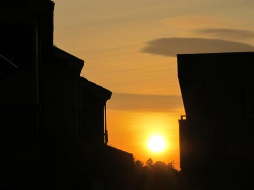 20120330・悲しいほど今日の夕陽きれいだね7