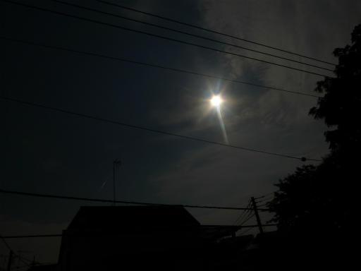 20120521・金環日蝕07・7:39