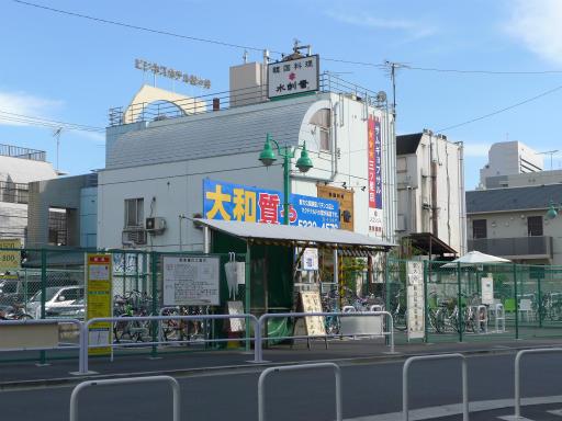 20120909・思い出探し空-04・新大久保