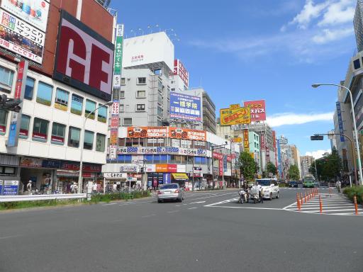 20120909・思い出探し空-01・高田馬場