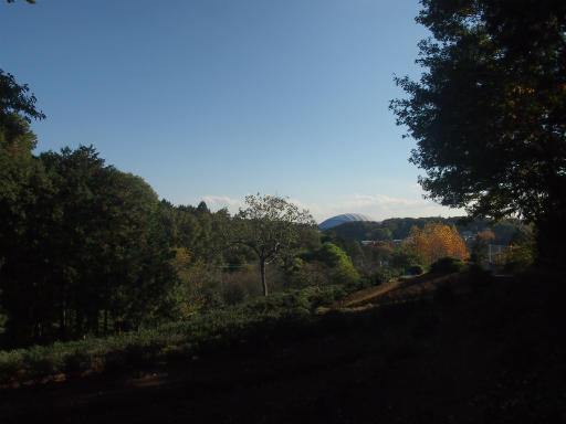 20141115・狭山湖の空02