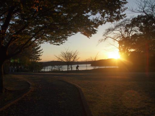 20141115・狭山湖の空10
