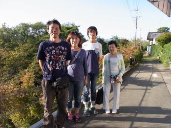 山本、扶川 家族