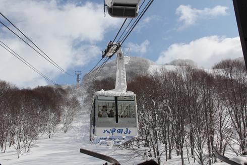 八甲田山樹氷(2)-3