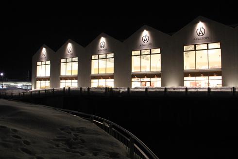 駅前夜景-5