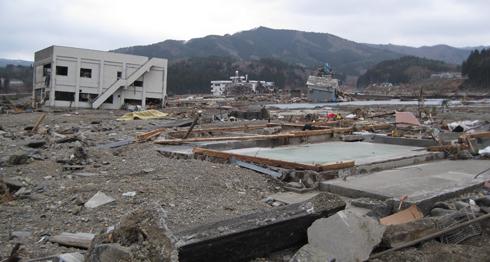 震災1年-2