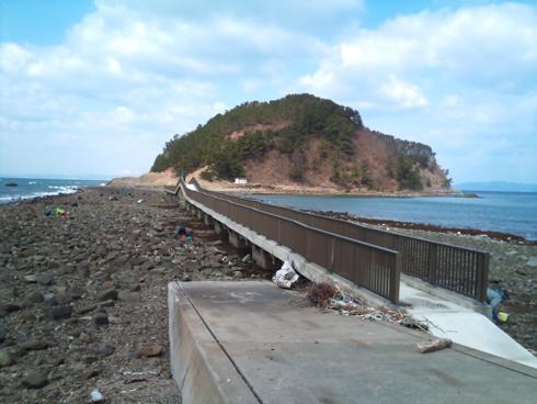 夏泊半島の大島-3