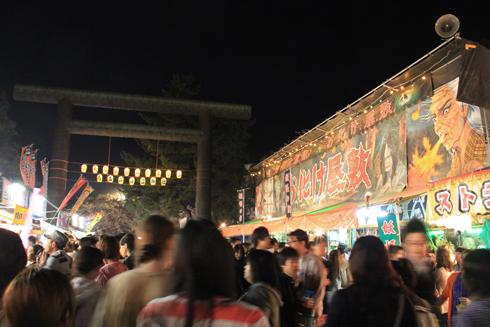 弘前夜店-6