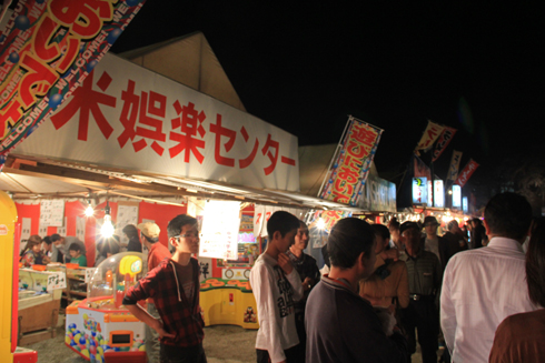 弘前夜店-4