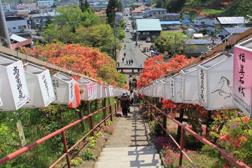 天王神社つつじ祭り-4