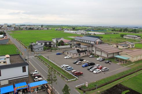 田んぼアート2012-4
