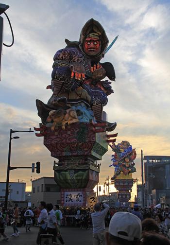 五所川原立佞武多2012-9